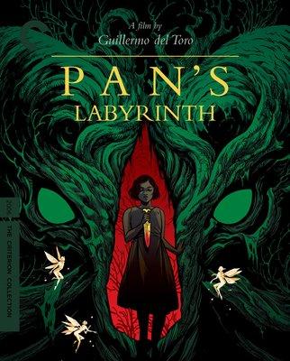 迷俱樂部|現貨!羊男的迷宮 [藍光BD] 美國CC標準收藏 Pan's Labyrinth 坎城影展 Criterion