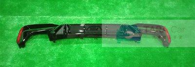 『塔菈』17-18年 寶馬 BMW G30 改F90 M5 後下巴 後飾板 亮黑 直上 現貨供應 空力套件