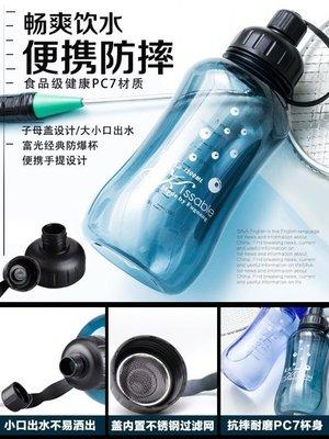 太空杯 太空杯塑料有過濾太空杯耐摔防爆水壺( 太空杯 ) 咖啡杯 水晶杯 馬克杯