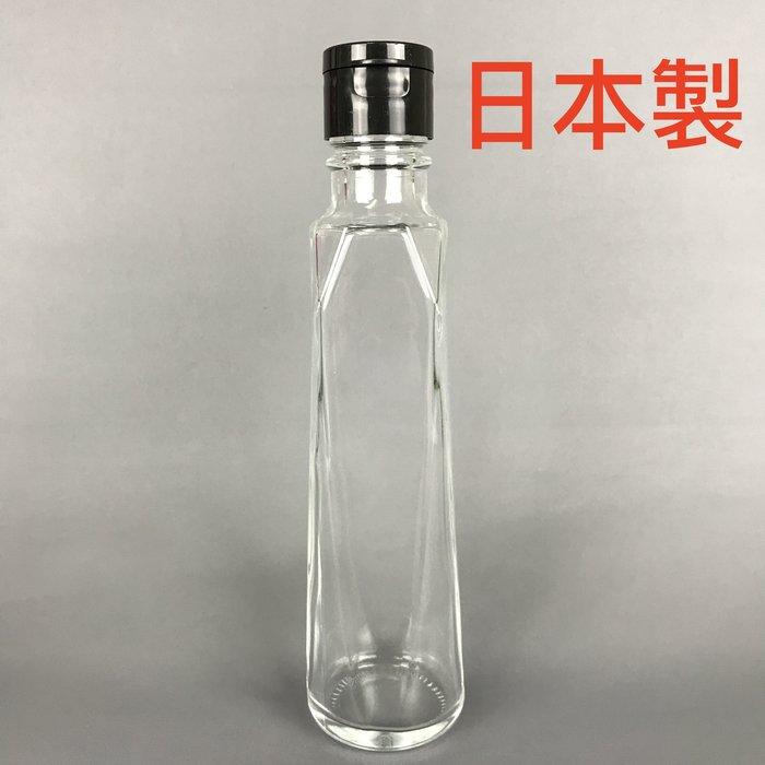 @200鑽石瓶@ 玻璃小店 日本製 浮油花 天氣瓶 醬油瓶 梅酒瓶 玻璃瓶 空瓶 酒瓶 醋瓶 容器 果醬 進口
