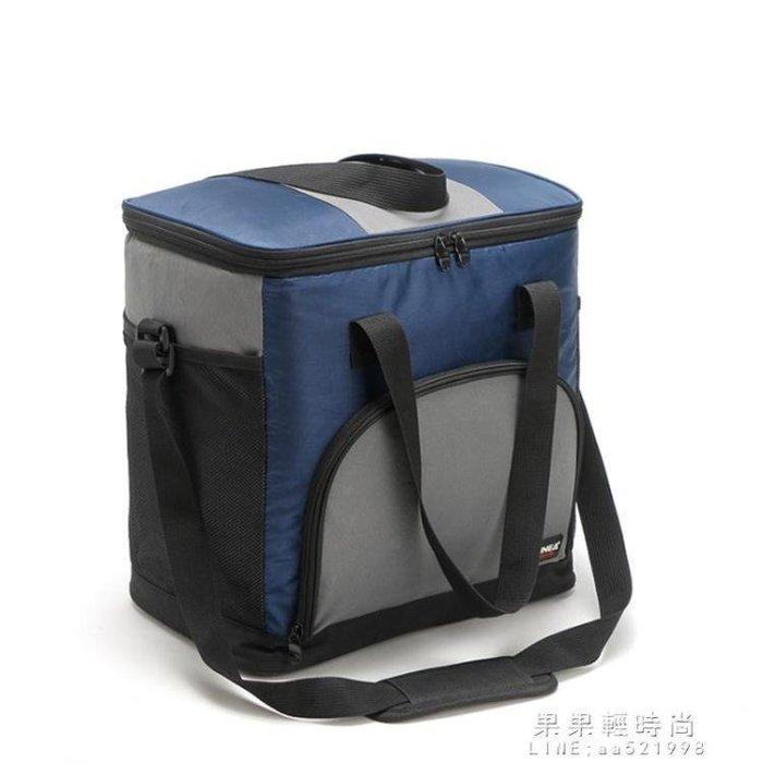 保冷袋 保溫包大號加厚便當包送餐外賣冰袋保冷防水保鮮冷藏大容量野餐包  [全館免運]