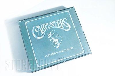 The Carpenters 木匠兄妹 / Yesterday Once More 精選 1985年 西德版 稀有美品