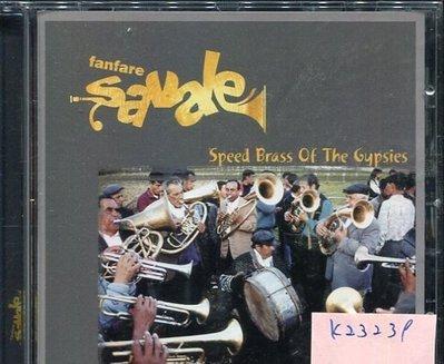 *真音樂* FANFARE SAVALE / SPEED BRASS OF THE GYPSIES 二手 K23239