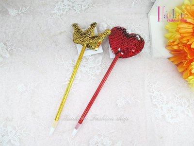 ☆[Hankaro]☆流行可愛圖案造型亮片原子筆