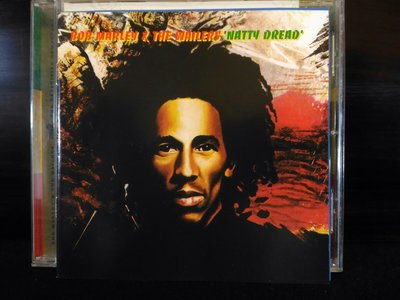 Bob marley & The Wailers ~ Natty Dread,憂慮等二張專輯,650元。