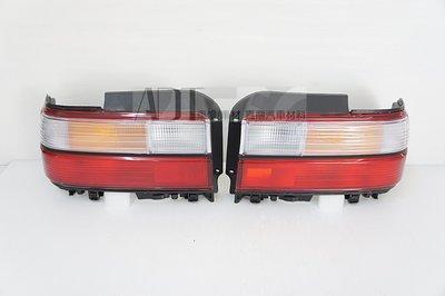 ~~ADT.車燈.車材~~豐田 COROLLA 93-97 AE100 AE101 日規紅白晶鑽尾燈含線組+後飾板 一套