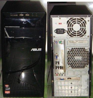 華碩 CM1735 獨顯 WIN8電腦  HD1TB  4G DDR3