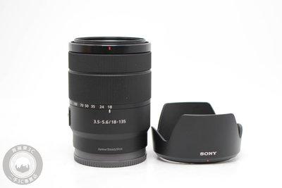 【高雄青蘋果3C】Sony E 18-135mm f3.5-5.6 OSS SEL18135 E-MOUNT#55008