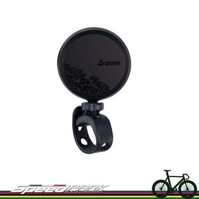 【速度公園】Guee i-See 快拆式 後照鏡 SMART 360度 水平+/-20度 垂直調整 黑色 公路車 登山車