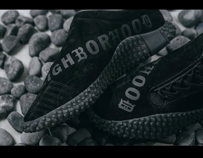 全新 NEIGHBORHOOD x adidas Originals KAMANDA 01