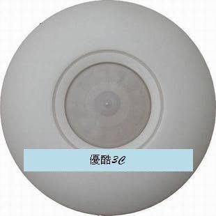 【優酷3C】AC110V吸頂感應--可調光、時/感應亮燈/自動點燈熄燈/省電環保/節能減碳