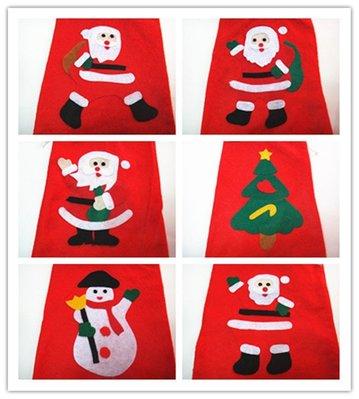Santa Claus Snowman Christmas Gift Bag Decoration Wrap