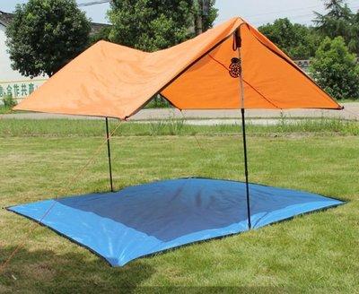 【大山野營】TNR-209 150x200 防水地布 地墊 小天幕 2~3人帳篷 二人帳 三人帳 非犀牛929