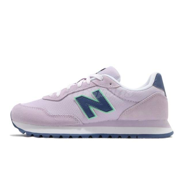 ➕S.P➕ 女鞋 New Balance NB 527 麂皮 復古 休閒鞋 慢跑鞋 粉紫 WL527PCC