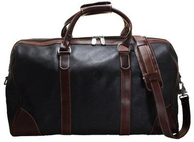 很新【千里之行】ROOTS班夫包BANFF橄欖綠真皮牛皮革行李袋旅行袋2006年美國冬季奧運聯名款