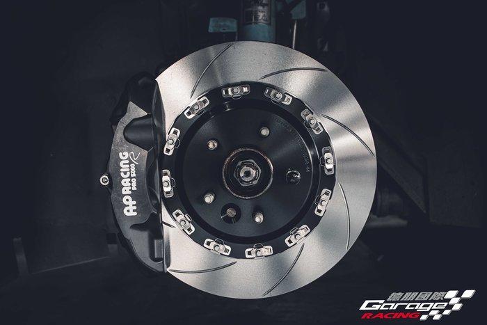 德朋國際 / Ford Focus 專用 AP PRO 5000-R CP-9440 四活塞競技卡鉗