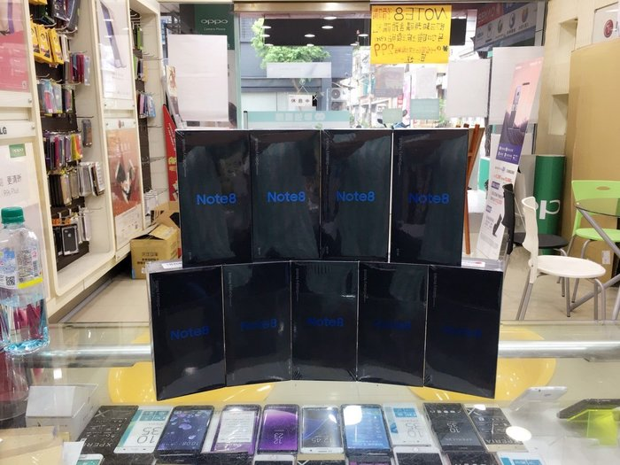 SAMSUNG Galaxy Note8 N950F 『可免卡分期 現金分期 』『高價回收中古機』