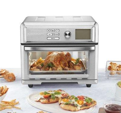 Look小舖 COSTCO好市多線上代購 Cuisinart 數位式氣炸烤箱 (TOA-65PCTW)
