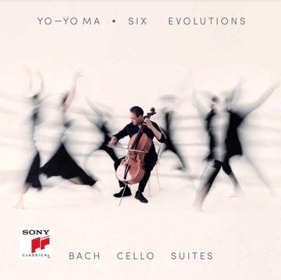 巴哈:無伴奏大提琴組曲(2018年全新錄製)【2CD】 / 馬友友 Yo-Yo Ma---19075854652