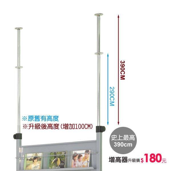 加購-AH-S-11-01P+增高器100cm(兩根)(需和AH系列主產品購買)