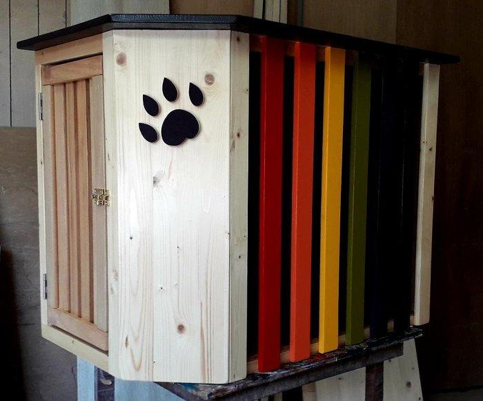 彩虹狗屋,新款出爐。