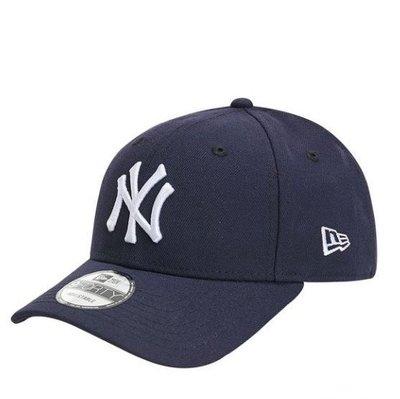 【豬豬老闆】NEW ERA 9FORTY MLB CAP 深藍 洋基 棒球帽 老帽 帽子 NE11866863