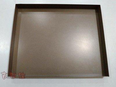 [吉田佳]B881100三能,鋁合金不沾深烤盤,SN1100,鋁合金烤盤,適用烘王烤箱
