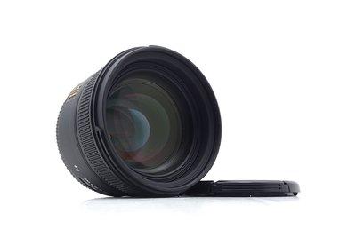 【台中青蘋果】Sigma 50mm f1.4 EX DG HSM / Nikon 二手 定焦鏡 公司貨 #38878