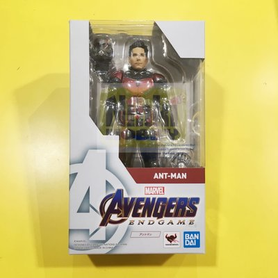 Bandai SHF Figuarts Ant-man Avengers 4 End Game 蟻俠 復仇者聯盟 終局之戰 全新日版