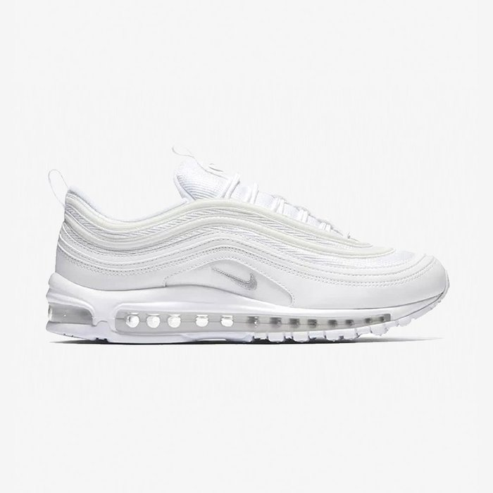 【QUEST】NIKE AIR MAX 97 OG QS 白子彈 全白 白色 921826 101