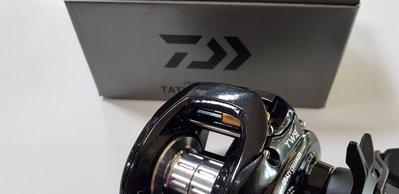 【NINA釣具】DAIWA TATULA 103 TW 右手 小烏龜 路亞捲線器
