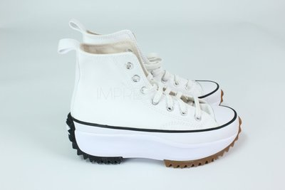 【IMPRESSION】CONVERSE RUN STAR HIKE 似 JW聯名 高筒 鋸齒 厚底 帆布鞋