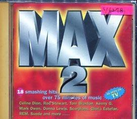 *還有唱片行* MAX 2 二手 Y6278