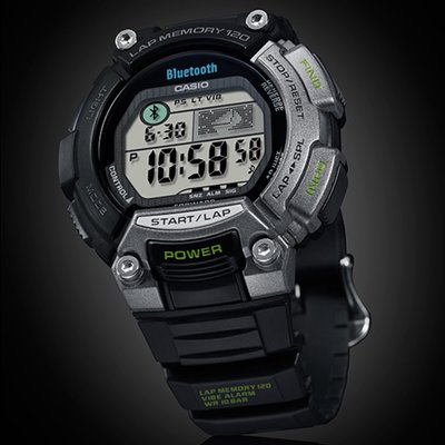CASIO G-SHOCK Sports Gear Bluetooth series STB-1000 Smartwatch STB1000