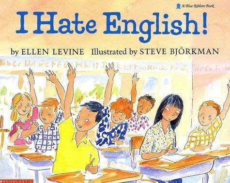*小貝比的家*I HATE ENGLISH!/平裝/3~6歲/世界文化
