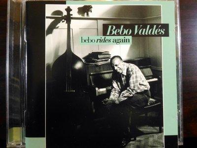 Bebo Valde's ~Bebo Rides Again等三張專輯。