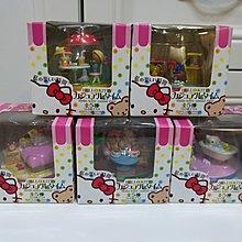 全新正版 Sanrio Hello Kitty 擺設 (全5種)2005