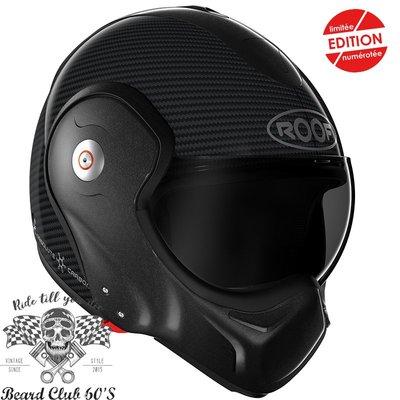 ♛大鬍子俱樂部♛ ROOF® Boxxer Carbon Absolute 法國 全碳纖維 限量 掀蓋 全罩 安全帽