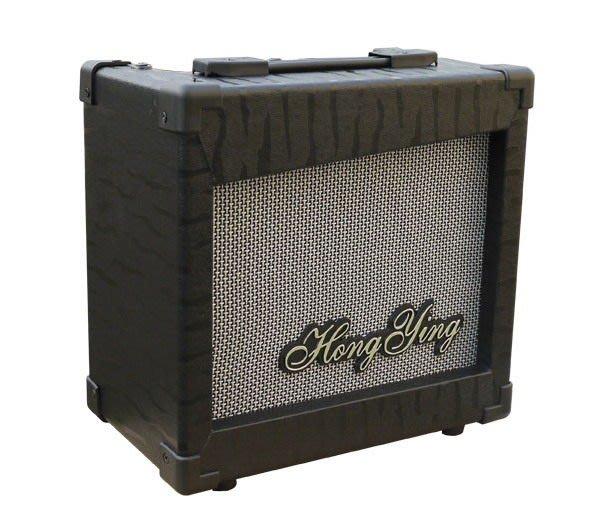 ☆ 唐尼樂器︵☆ Hong Ying/ Tarcao GA-10 10瓦電吉他音箱(內建破音效果器/耳機練習功能)
