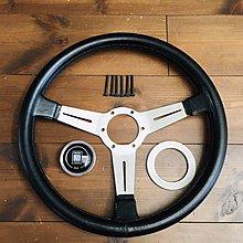 【比比昂.日本改裝 方向盤】ナルディクラシック 36Φ ホーンボタンandリング付き