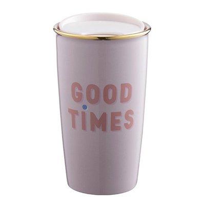 星巴克 2017 BAN. DO GOOD TIMES 美好時光 雙層馬克杯全新未拆 台灣星巴克購買