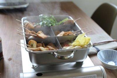 「s.Luu」預購:韓國不銹鋼分隔火鍋 關東煮鍋