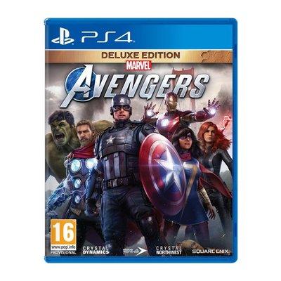 SONY PS4 pro 遊戲片 漫威復仇者聯盟 Marvel's Avengers  《中文版》