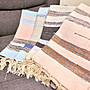 現貨 日本直購 棉麻 編織 地墊 地毯 墊子 裝...