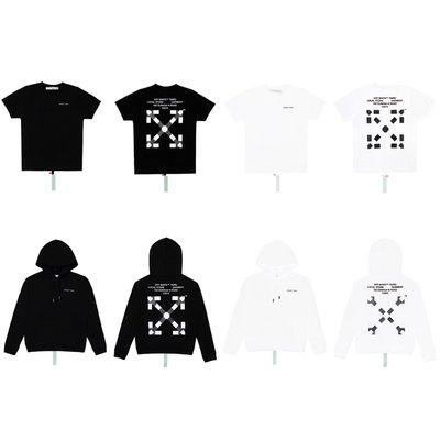 "OFF-WHITE c/o Virgil Abloh™ ""City Garments"" 系列  短袖/帽踢"