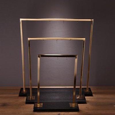 〖洋碼頭〗新中式書房裝飾品 時尚書桌書櫃擺件 合金金色毛筆架老師禮物擺件 ysh359