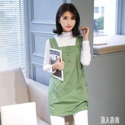防輻射服孕婦裝圍裙懷孕期女防射服上衣服電腦四季5308