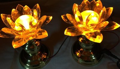 工廠直營品質有保障~銅器神明燈.祖先燈.LED水晶燈蓮花燈省電耐用安全