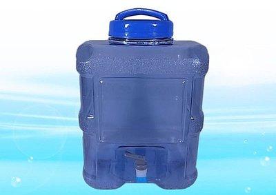 20公升提水桶 桶裝水桶 露營水桶《附出水龍頭》【水易購淨水網新竹店】
