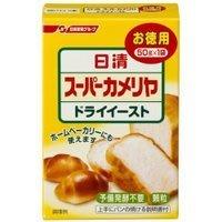 ☆【阿肥的店】☆ 日本 日清 山茶花 特級酵母 50G ( 原裝 )